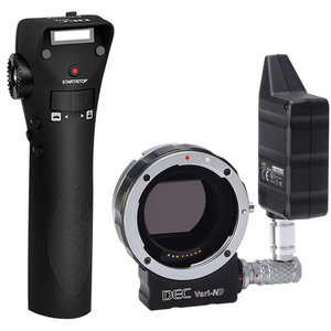 Opheffingsuitverkoop! Aputure DEC Vari-ND voor E-mount